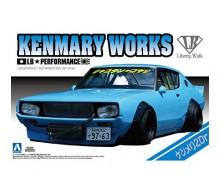 AOSHIMA 1/24 LB WORKS KENMARY 2DR 2014 01147