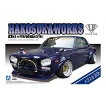 AOSHIMA 1/24 LB WORKS 2DR HASOSUKA 01149