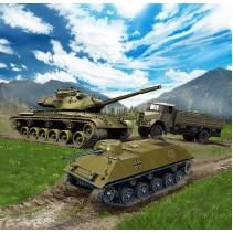 Revell Bundeswehr Vehicles 1/144 03351