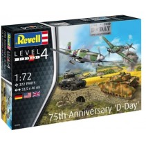 Revell 03352 75th Anniversary D-Day Gift Set1/72