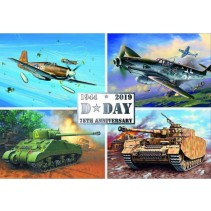 Revell 03352 75th Anniversary D-Day 1/72