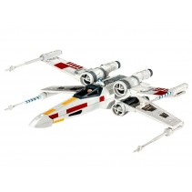 Revell 1/112 X-Wing Fighter # 03601 - Plastic Model Kit 03601