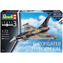 Revell British Legends Eurofighter Typhoon RAF 03900