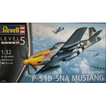 Revell P-51D 5NA Mustang 1:32 R03944