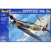 Revell Spitfire Supermarine Mk.IIa 03986