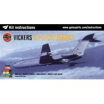 Airfix Vickers VC-10 K2 Tanker 1/144 04026