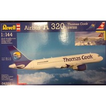 Revell Airbus A320 Thomas Cook SWISS 04201 1/144