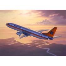 Revell Boeing 737-800 1/144  04238