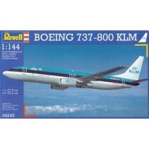 Revell Boeing 737-800 KLM 1/144 04245
