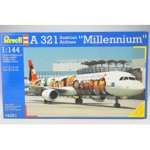 Revell A321 Austrian Airlines Millennium 1/144 04251