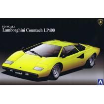 Aoshima Lamborghini Countach LP400 1/24 04670