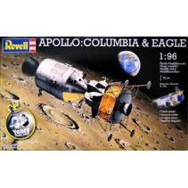 Apollo: Columbia & Eagle 1/96