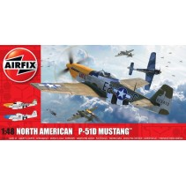 Airfix North American P-51D Mustang A05138