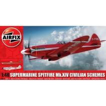 Airfix Supermarine Spitfire Mk XIV Civilian Schemes A05139