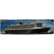 Revell Ocean Liner Queen Mary 2 05223 Scale 1:400