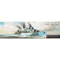 Trumpeter HMS Belfast 1942 05334 Scale 1/350