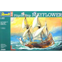 Revell 05486 Pilgraim Ship Mayflower 1/83