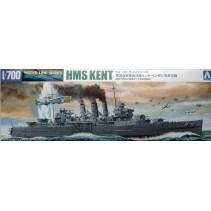AOSHIMA 1/700 B/H/C HMS KENT 056714