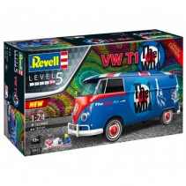 REVELL VW T1 THE WHO 1:24 LIMITED EDITION 05672