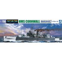 AOSHIMA 1/700 B/H/C HMS CORNWALL 056721