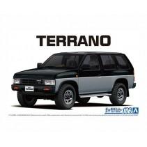 AOSHIMA 1/24 NISSAN D21 TERRANO V6-3000  R3M 91 05708