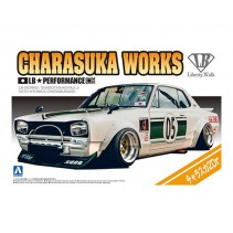 AOSHIMA 1/24 LB WORKS CHARASUKA 2DR 05757