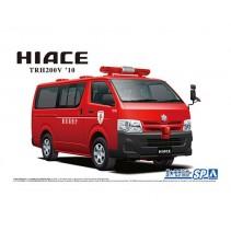 AOSHIMA 1/24 TOYOTA TRH200V HIACE 10 05816