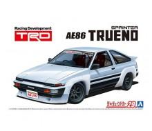 AOSHIMA 1/24 TRD AE86 TRUENO N2 05896