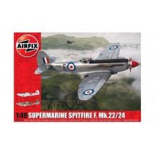 Airfix Supermarine Spitfire Mk22/24 06101A