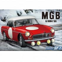 AOSHIMA 1/24 BLMC G/HM4 MG-B CLUB 66 06126