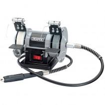 Draper Mini Bench Grinder and Multi Tool 06498
