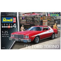 Revell 07038 1976 Ford Torino Scale 1/25