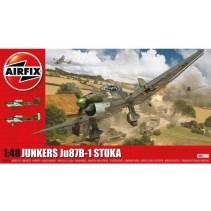 Airfix Junkers JU87B-1 Stuka 07114