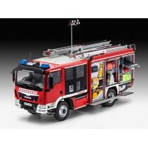 Revell 1/24 Schlingmann HLF 20 FireTruck Model Kit 07452