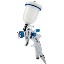 Gravity Feed HVLP Air Spray Gun 09708