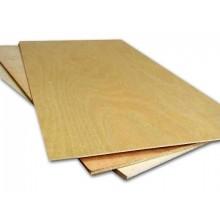 """Birch Plywood 1/64x12x48"""" (0.4x300x1220mm)"""