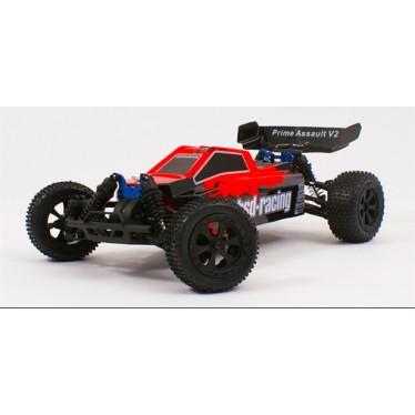 BSD Racing Prime Assault V2 Buggy 4WD 1/10th 7.2V Ni-Mh 1-BS219T