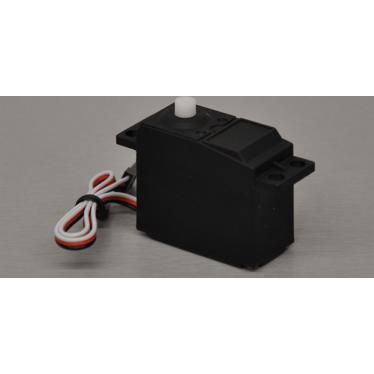 POWERTECH STANDARD 4KG SERVO WITH PLASTIC GEARS 200MM LEAD 1-MCSERVO-STD-4KG