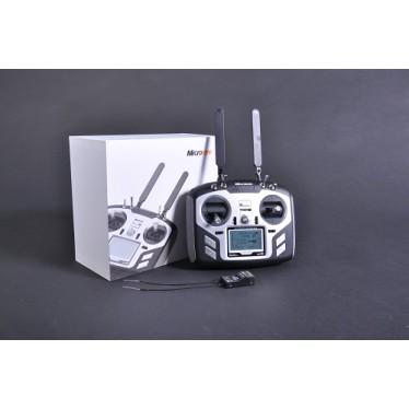 Microzone MC10 Transmitter and 8Ch Receiver 1-MC10-M2