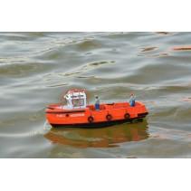 Premium Line Mooring Tug 1:32 Boat Kit 1-PL-Mooring-Tug