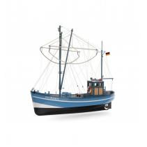 Premium Line Kymodels Norden 1:25 Boat Kit 1-PL-Norden