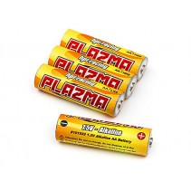 HPI Plazma 1.5V Alkaline AA Battery (4Pcs) 101939