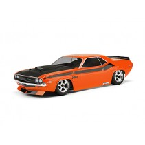 HPI 105106 1970 Dodge Challenger Body (200mm)
