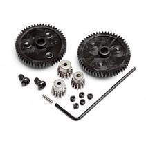 HPI 105521 Spur Gear Set (2)/Pinion Gear Set (3pcs)