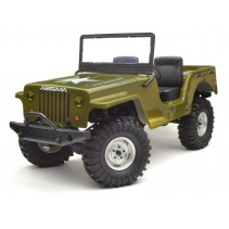 Absima EP Crawler CR2.4 RTR + addn. Jeep Shell 12003