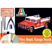Italeri 12004 Fire Dept. Cargo Truck 1/35
