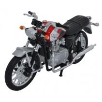 2002 Triumph Bonneville Motorcycle T100 1:18 Diecast