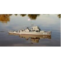 USS Whitehall 180' Patrol Craft Escort 1/96 Boat Kit