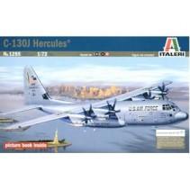Italeri 1255 C-130J Hercules 1/72