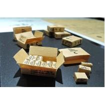 Tamiya 12685  U.S. MCI Cartons (Vietnam War) 1/35 Scale